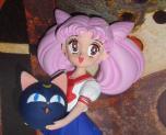 1/8 Chibiusa with LunaP