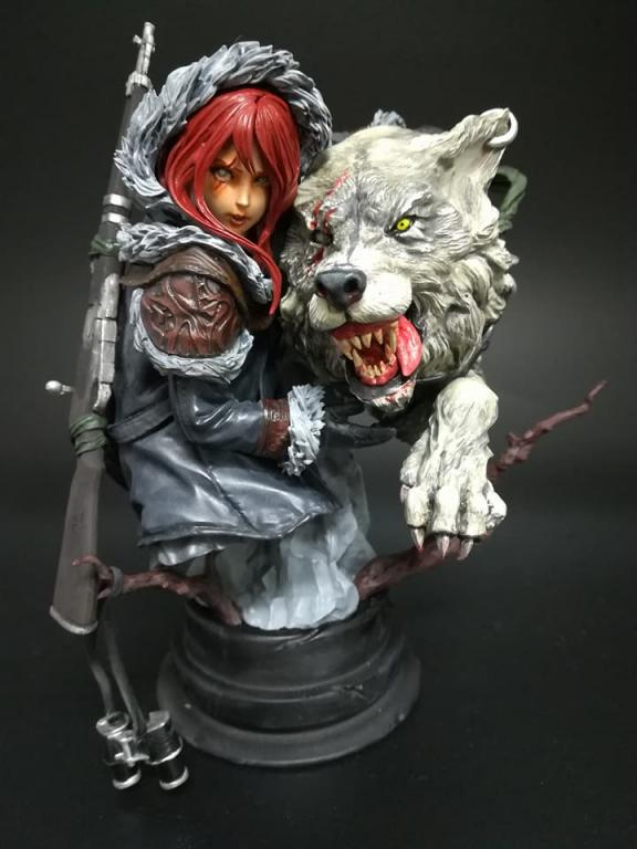 Shoujo and The Wolf