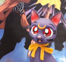 Sailor Moon - Luna cat ORI