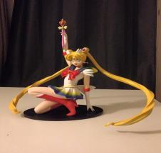 Super Sailor Moon Vers. Manga