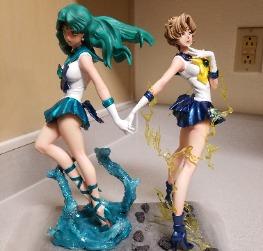 1/6 Sailor Uranus & Neptune