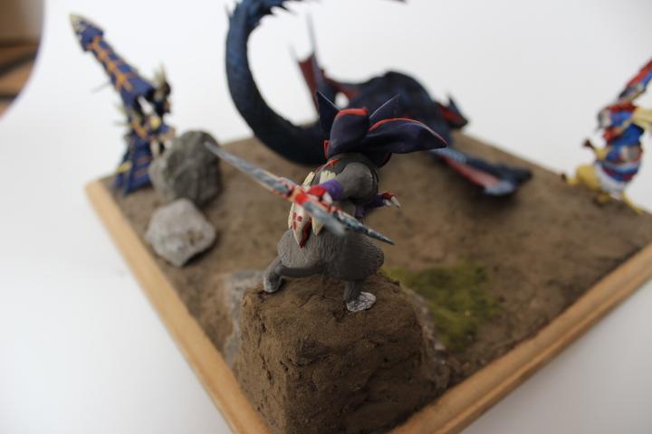 Nargacuga Ambush