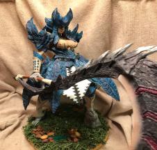 Esukadora Armor Hunter