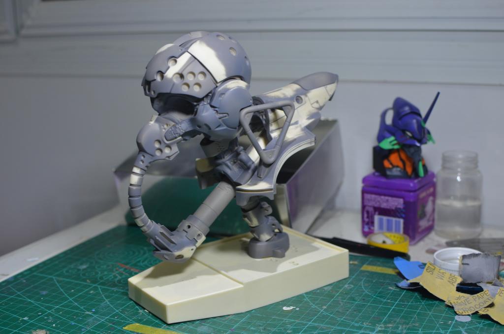 EVA 训练模拟机
