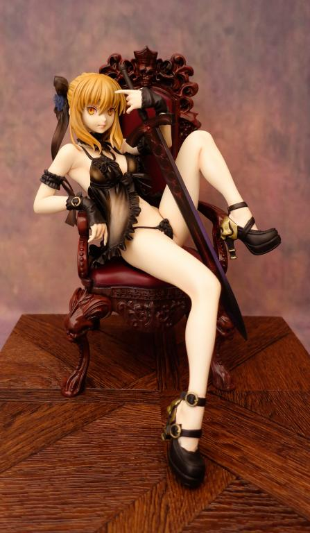 1/7 - Saber Alter - Lingerie Version - Fate/Stay N