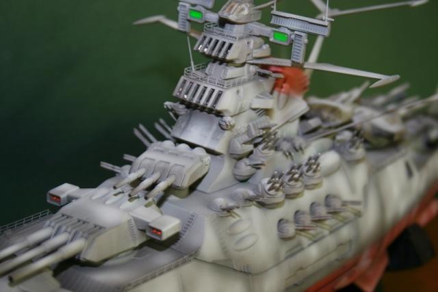 1/350 Space Battleship Yamato