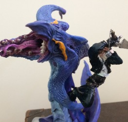 Final Fantasy Bahamut and Squall