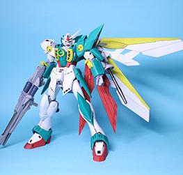 MG 鳳凰飛翼 Wing Gundam Fenice