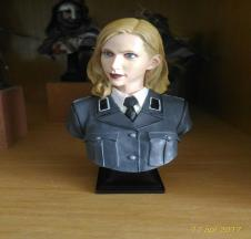 Military Girl Bust