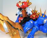 The One Eyed Demon (Devil Gundam)