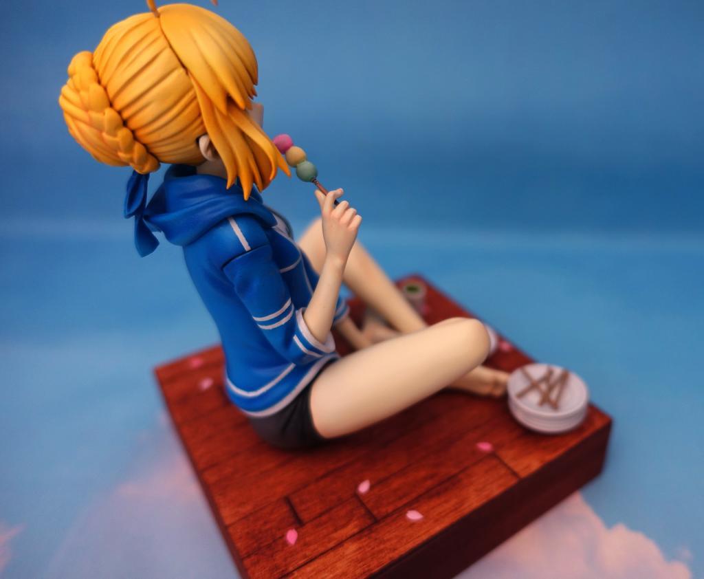 1/8 - Saber Dango Ver. Fate/Grand Order
