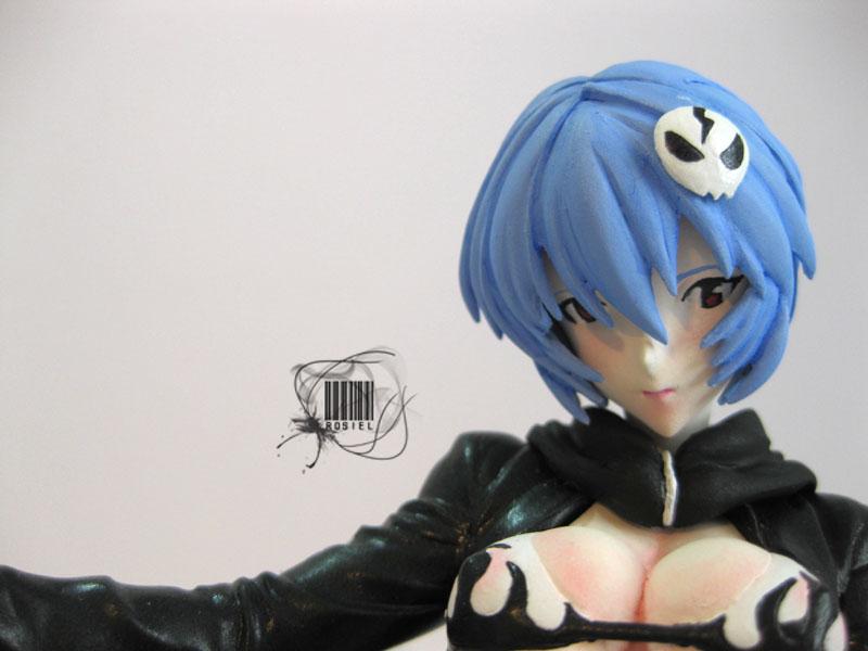 Rei with Yoko Cos