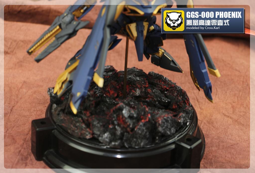 SD GGS-000 Phoenix 凤凰高达零壹式