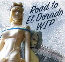 Road to El Dorado WIP