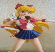 Sailor V with Artemis