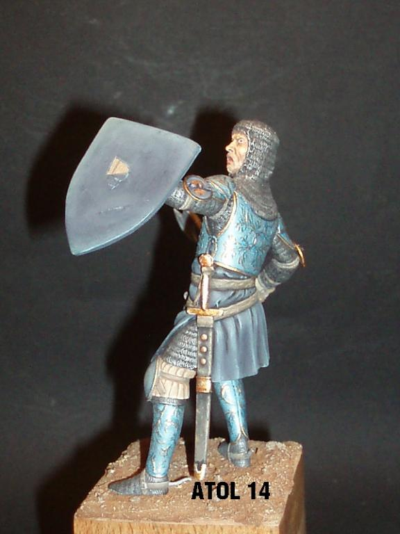 German Knight XII Century
