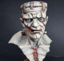 Frankenstein`s Monster Head