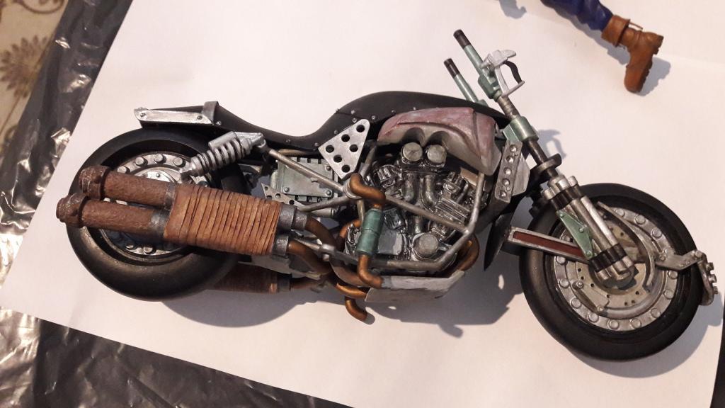 WIP Cloud Strife with Hardy Daytona parts