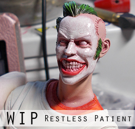 [Misc.] Restless Patient