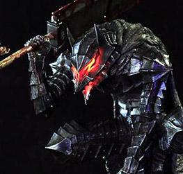 Gust Berserk Wolf Armor