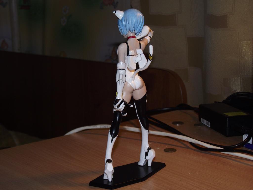 Cat Girl Rei