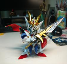 飛翼騎士鋼彈