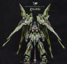 1/100 NZ-666 Kshatriya resin fullkit by T-mo[Thani