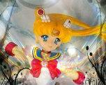 Super Sailor Moon (Kaiyodo Version)