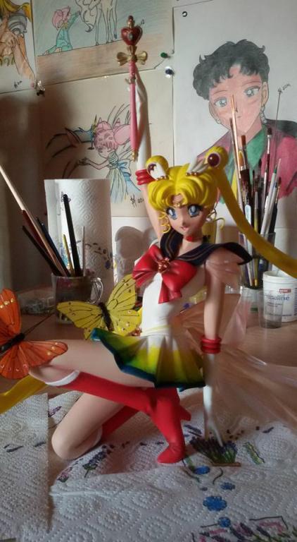 Bome Super Sailor Moon