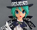 Miku The Magician - Leopard Tuxedo