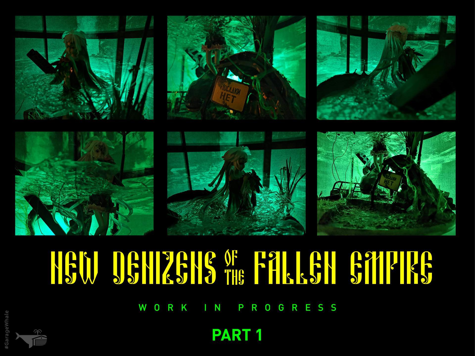 New Denizens of the Fallen Empire (WIP)