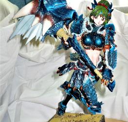 Jinohge Armor Hunter