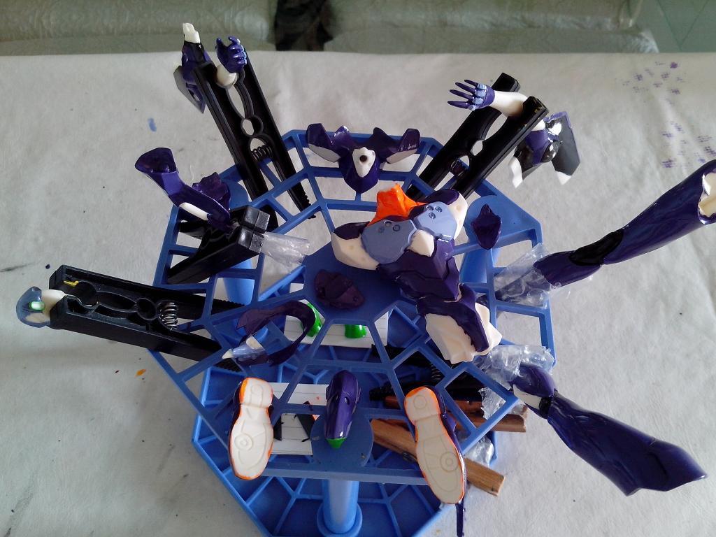 EVA-01 - WIP