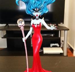 Queen Metalia  (Beryl)