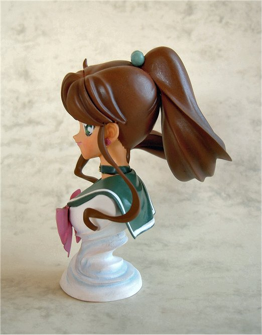 1/6  Super Sailor Jupiter Bust
