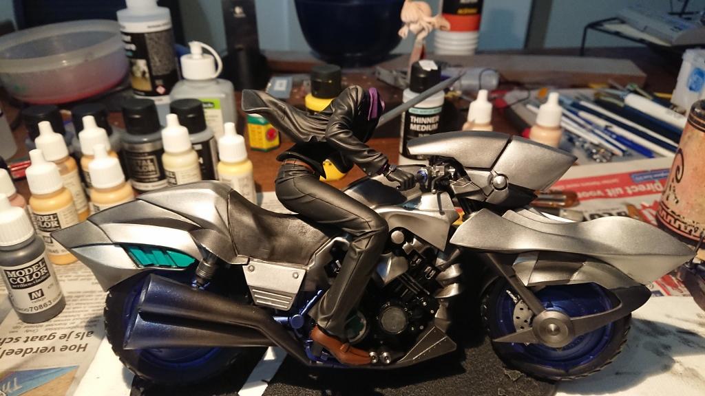 Saber & Saber Motored Cuirassier