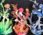 Magic Knight Rayearth 1/8 Set