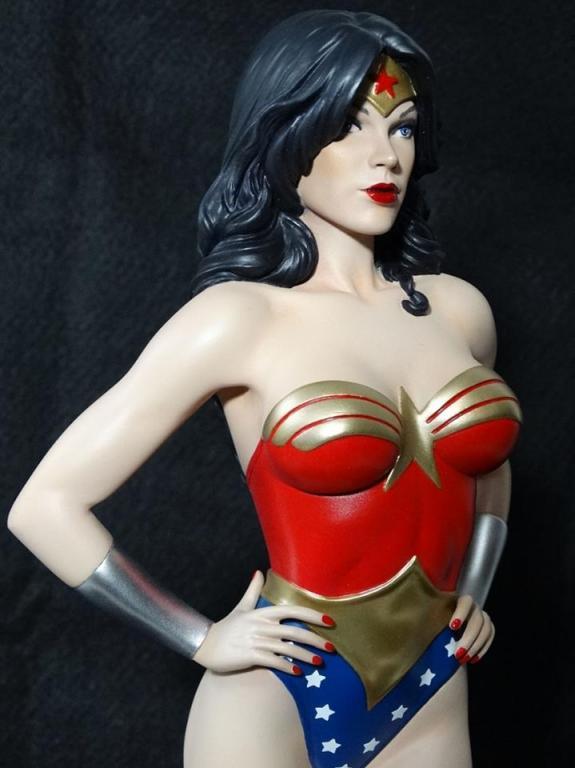 Wonder Woman Battle Suit