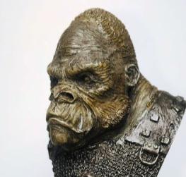 gorilla warrior