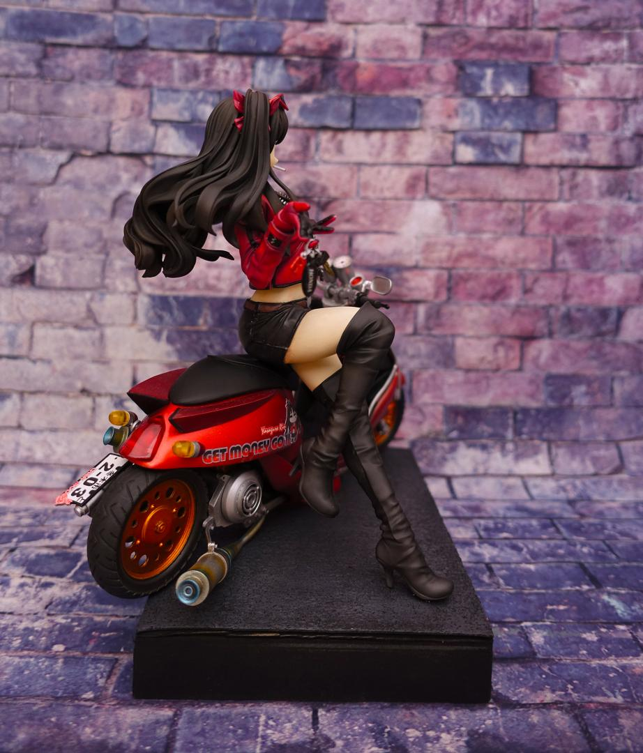 1/7 - Rin on Bike - Fate/Stay Night