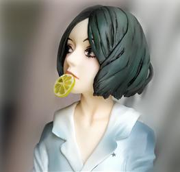 柠檬少女胸像