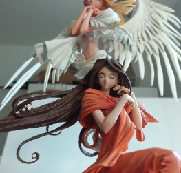 Angel (Belldandy with Holy Bell)
