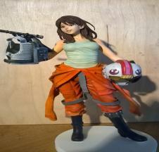 Jaine Solo, X-Wing pilot/Jedi