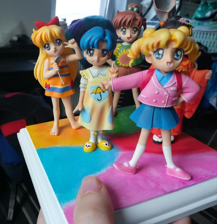 Sailor Childs -  Amy und Bunny