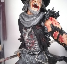 Father Gascoigne Bloodborne