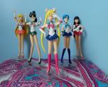Sailor Moon dolls - Sailor Mars