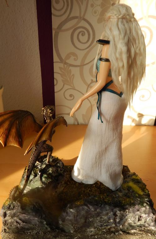 Daenerys Targaryen- Mother of Dragons