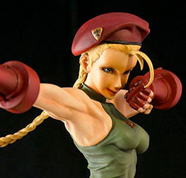 STREET FIGHER - CAMMY