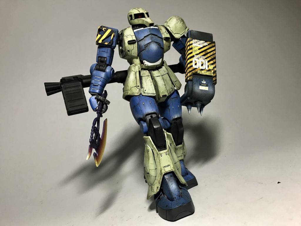 Ms-05 Zaku