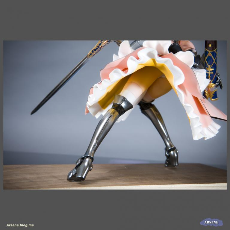 Saber Lily - Fate/Unlimited Code